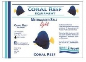 Coral Reef Equipment Salz