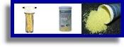 Schwefelfilter & Granulat