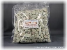 Zeolith (offene Ware) - 1 Kg - Korngröße 8 - 16mm