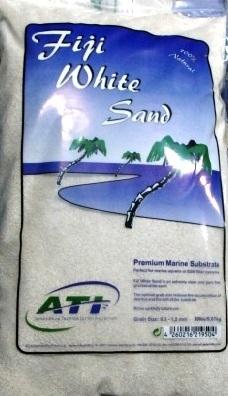 ATI Fiji White Sand Körnung M (1-2mm) - 9,07 kg