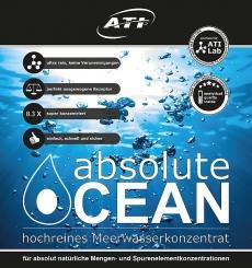 ATI hochreines Meerwasserkonzentrat Absolute Ocean