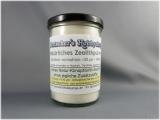 Zeolith Pulver - ultrafein gemahlen < 20µm - 400ml Glas