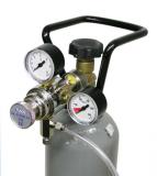 Tunze Druckminderer 7077/3 für CO2-Standardflaschen