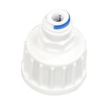 Wasseranschluss mit Schnellverbinder 3/4 Zoll