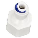 Wasseranschluss mit Schnellverbinder 1/2 Zoll