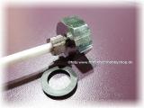 Wasseranschluss 3/4 Zoll - METALL f. Standard Osmoseschlauch