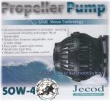 Jebao Strömungspumpe SOW-4 (Nachfolger der OW-10)