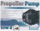 Jebao Strömungspumpe SOW-8 (Nachfolger der OW25)