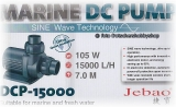 Jebao Förderpumpe DCP-15000