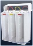 FUNDGRUBE Skimz Dosing Containers DLC4 4x1,5L Vorratsbehälter für Dosieranlagen